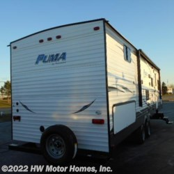HW Motor Homes, Inc. 2018 Puma XLE 30 DBSC  Travel Trailer by Palomino | Canton, Michigan