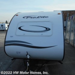 HW Motor Homes, Inc. 2018 Plus S  Travel Trailer by ProLite | Canton, Michigan