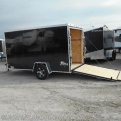 New 2017 Stealth Titan SE  Deluxe  612  Ramp - Flat Top Wedge For Sale by HW Motor Homes, Inc. available in Canton, Michigan