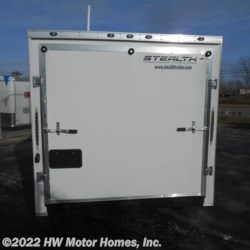 2017 Stealth Titan 716 - S.E. Double Wedge Nose  - Cargo Trailer New  in Canton MI For Sale by HW Motor Homes, Inc. call 877-370-6402 today for more info.