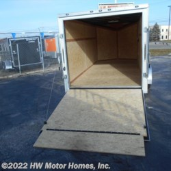 HW Motor Homes, Inc. 2017 Titan 716 - S.E. Double Wedge Nose  Cargo Trailer by Stealth | Canton, Michigan