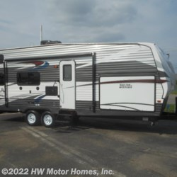 2016 Palomino Puma Unleashed 25TFS  - Toy Hauler New  in Canton MI For Sale by HW Motor Homes, Inc. call 800-334-1535 today for more info.