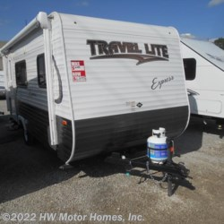 New 2017 Travel Lite Express E 18 For Sale by HW Motor Homes, Inc. available in Canton, Michigan