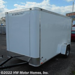 HW Motor Homes, Inc. 2017 Challenger 612   Ramp  Cargo Trailer by Stealth | Canton, Michigan
