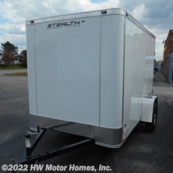 2017 Stealth Challenger 610 Double Doors  - Cargo Trailer New  in Canton MI For Sale by HW Motor Homes, Inc. call 877-370-6402 today for more info.