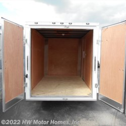 HW Motor Homes, Inc. 2017 Challenger 610 Double Doors  Cargo Trailer by Stealth | Canton, Michigan