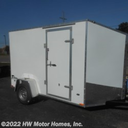 2016 Stealth Titan SE  Deluxe  610  Ramp - Flat Top Wedge  - Cargo Trailer New  in Canton MI For Sale by HW Motor Homes, Inc. call 800-334-1535 today for more info.