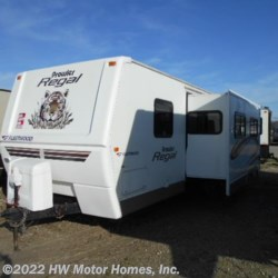 Used 2005 Fleetwood Regal 300 FQS  - Super Slide For Sale by HW Motor Homes, Inc. available in Canton, Michigan