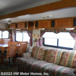 2005 Fleetwood Regal 300 FQS  - Super Slide  - Travel Trailer Used  in Canton MI For Sale by HW Motor Homes, Inc. call 800-334-1535 today for more info.