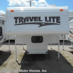 Used 2017 Travel Lite 690 FD - Fits Mid - Sized Truck For Sale by HW Motor Homes, Inc. available in Canton, Michigan