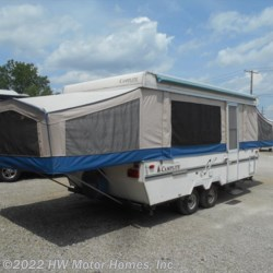 Used 2001 Keystone Camplite 2408 - Tanden Axle For Sale by HW Motor Homes, Inc. available in Canton, Michigan