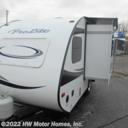 New 2018 ProLite Plus -  Sofa Slide For Sale by HW Motor Homes, Inc. available in Canton, Michigan
