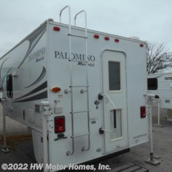 2012 Palomino Maverick M-8801  - Truck Camper Used  in Canton MI For Sale by HW Motor Homes, Inc. call 877-370-6402 today for more info.