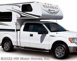 Stock Image for 2012 Palomino Maverick M-8801 (options and colors may vary)