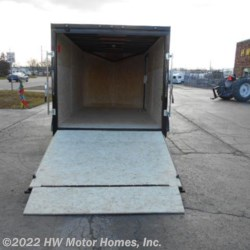 HW Motor Homes, Inc. 2019 Titan TITAN  SE 714 - BLACK Out Trim Pkg.  Cargo Trailer by Stealth | Canton, Michigan