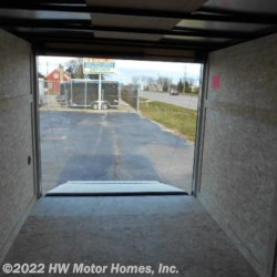 2019 Stealth Titan TITAN  SE 714 - BLACK Out Trim Pkg.  - Cargo Trailer New  in Canton MI For Sale by HW Motor Homes, Inc. call 877-370-6402 today for more info.