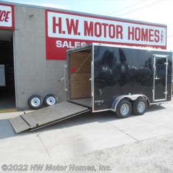 2018 Stealth Titan TITAN  SE 714  -  7'  Height  -  Ramp  - Cargo Trailer New  in Canton MI For Sale by HW Motor Homes, Inc. call 800-334-1535 today for more info.