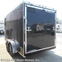 HW Motor Homes, Inc. 2018 Titan TITAN  SE 714  -  7'  Height  -  Ramp  Cargo Trailer by Stealth | Canton, Michigan