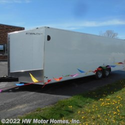 2018 Stealth Titan - MUSTANG  Series 8524  -   #10400  - Car Hauler New  in Canton MI For Sale by HW Motor Homes, Inc. call 800-334-1535 today for more info.