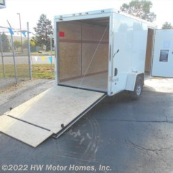 2018 Stealth Titan Titan SE 612 - 5 Year FRAME  Warranty  - Cargo Trailer New  in Canton MI For Sale by HW Motor Homes, Inc. call 877-370-6402 today for more info.