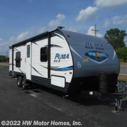 New 2019 Palomino Puma XLE 23 FBC For Sale by HW Motor Homes, Inc. available in Canton, Michigan