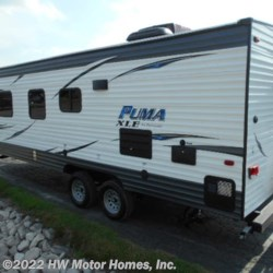 HW Motor Homes, Inc. 2019 Puma XLE 23 FBC  Travel Trailer by Palomino | Canton, Michigan