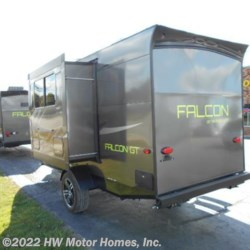 New 2018 Travel Lite FALCON  21 RB - Dinette Slide For Sale by HW Motor Homes, Inc. available in Canton, Michigan