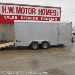2015 Stealth Titan 716 - S.E.Round Top & Nose  - Cargo Trailer New  in Canton MI For Sale by HW Motor Homes, Inc. call 800-334-1535 today for more info.