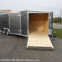 2018 Stealth INTRUDER 8520 Wedge Front Ramp  - Car Hauler New  in Canton MI For Sale by HW Motor Homes, Inc. call 800-334-1535 today for more info.