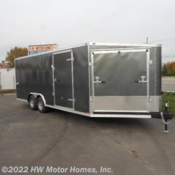 New 2018 Stealth INTRUDER 8520 Wedge Front Ramp For Sale by HW Motor Homes, Inc. available in Canton, Michigan