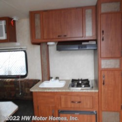 HW Motor Homes, Inc. 2015 Express Express E14X- Rear Dinette - - Hybird  Expandable Trailer by Travel Lite | Canton, Michigan
