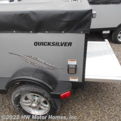 New 2018 Livin' Lite Quicksilver 6.0 - Rear Deck For Sale by HW Motor Homes, Inc. available in Canton, Michigan