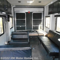 2017 Livin' Lite VRV 8526  - Toy Hauler New  in Canton MI For Sale by HW Motor Homes, Inc. call 800-334-1535 today for more info.