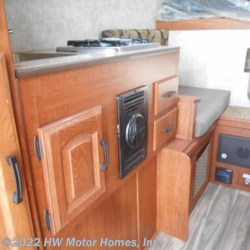2018 Travel Lite 770  RSL -  Shower  - Truck Camper New  in Canton MI For Sale by HW Motor Homes, Inc. call 800-334-1535 today for more info.