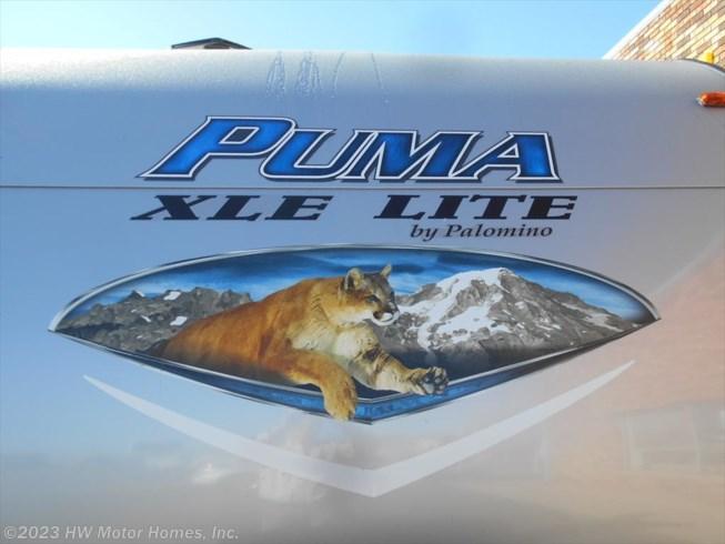 2018 Palomino Rv Puma Xle 22 Rbc For Sale In Canton Mi