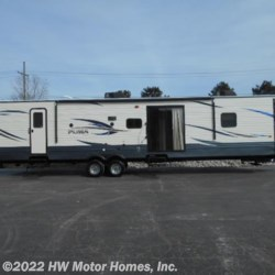 New 2019 Palomino Puma 38 DBS  TRIPLE Slide , King / Queen For Sale by HW Motor Homes, Inc. available in Canton, Michigan