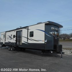 2019 Palomino Puma 38 DBS  TRIPLE Slide , King / Queen  - Park Model New  in Canton MI For Sale by HW Motor Homes, Inc. call 800-334-1535 today for more info.