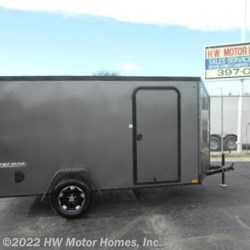 2019 Impact Trailers TREMOR  612  Ramp  - Cargo Trailer New  in Canton MI For Sale by HW Motor Homes, Inc. call 877-370-6402 today for more info.