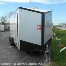 2018 Impact Trailers TREMOR  714  Ramp   7 Ft. Interior  - Cargo Trailer New  in Canton MI For Sale by HW Motor Homes, Inc. call 800-334-1535 today for more info.