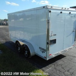 2016 Stealth Super Lite Aluminum - 714 TA  - Cargo Trailer New  in Canton MI For Sale by HW Motor Homes, Inc. call 877-370-6402 today for more info.