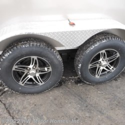 Radial Tires on Alloy Wheels