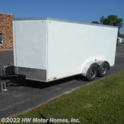 2018 Impact Trailers TREMOR  714  Ramp  - Cargo Trailer New  in Canton MI For Sale by HW Motor Homes, Inc. call 800-334-1535 today for more info.
