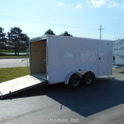 New 2018 Impact Trailers TREMOR  714  Ramp For Sale by HW Motor Homes, Inc. available in Canton, Michigan