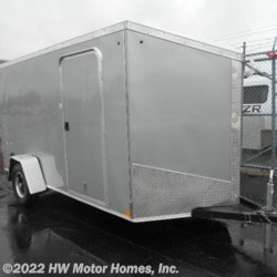 HW Motor Homes, Inc. 2018 TREMOR  612  Ramp  Cargo Trailer by Impact Trailers | Canton, Michigan