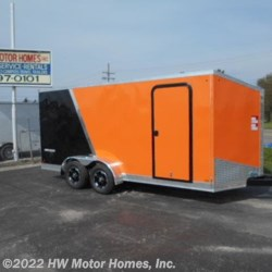 "New 2019 Impact Trailers Shockwave 716 - Two  Tone -  6 ' 6 "" Interior For Sale by HW Motor Homes, Inc. available in Canton, Michigan"