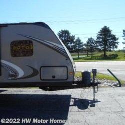 2014 Dutchmen Kodiak Ultimate 2 9 2  TQB - Toy Hauler - Slide  - Toy Hauler Used  in Canton MI For Sale by HW Motor Homes, Inc. call 800-334-1535 today for more info.