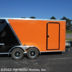 2019 Impact Trailers Shockwave 714 - Two  Tone  - Cargo Trailer New  in Canton MI For Sale by HW Motor Homes, Inc. call 800-334-1535 today for more info.