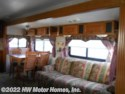 2005 Fleetwood Regal 300 FQS  - Super Slide - Used Travel Trailer For Sale by HW Motor Homes, Inc. in Canton, Michigan