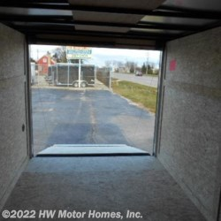 2019 Stealth Titan TITAN  SE 714 - BLACK Out Trim Pkg.  - Cargo Trailer New  in Canton MI For Sale by HW Motor Homes, Inc. call 800-334-1535 today for more info.