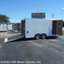 New 2018 Stealth Titan TITAN  SE 8516  - #10,400 G.V.W.R. -  H.D. FRAME - For Sale by HW Motor Homes, Inc. available in Canton, Michigan